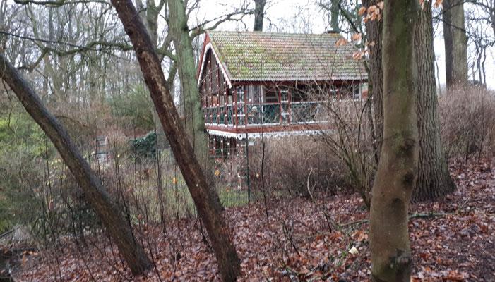 Schweizerhaus im Schlosspark