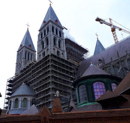 Die Kathedrale Notre Dame