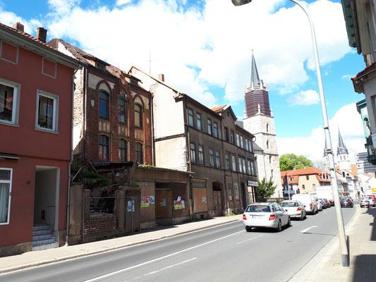 """aam """"Eingang"""" zur Altstadt"""