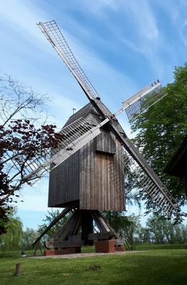 Bockwindmühle im Londypark