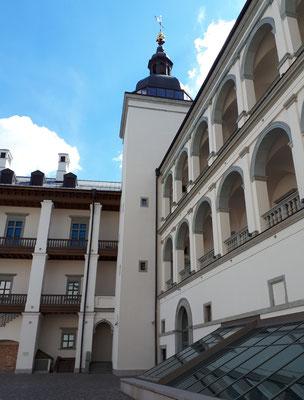 Herrscherpalast