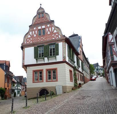 Bürgerhaus von 1596
