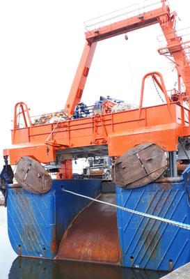 Fischereiforschungsschiff
