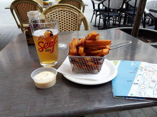 Belgisches Fastfood