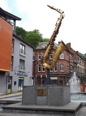 Saxophon-Monument