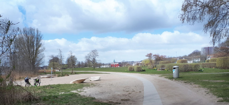 im Stadtpark Königswiesen