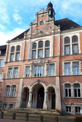 Schule in der Altstadt