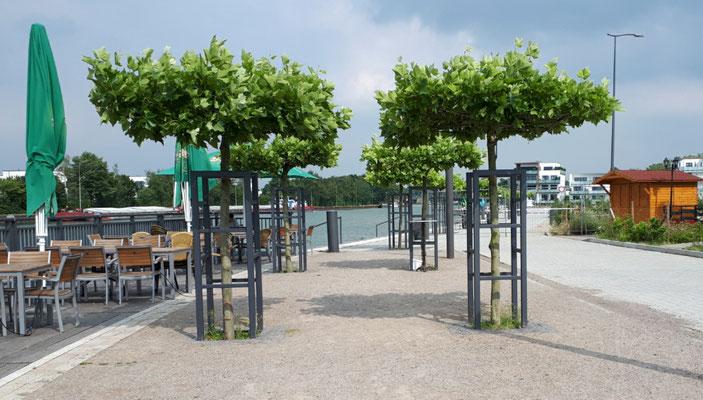 Promenade am Mittellandkanal