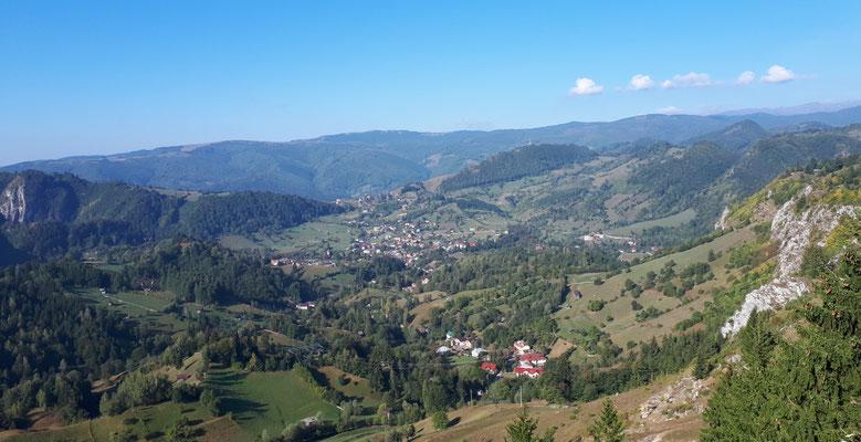 Auf dem Weg nach Sibiu
