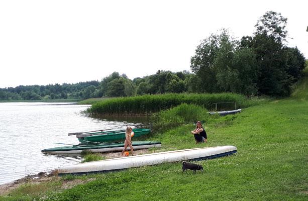 Relaxen am Wasser