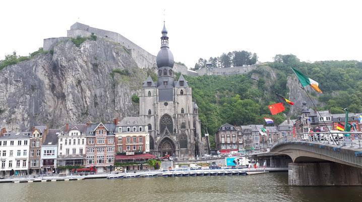 Kathedrale, Zitdalle und Saxbrücke
