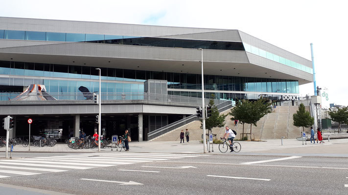Dokk1, Kulturzentrum am Hafen