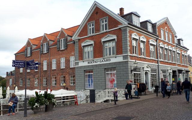 Prachtbau am Ribe Å (Restaurant)