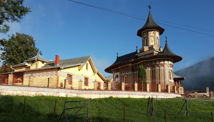 Die Kirche von Vladimirs Bruder