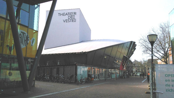Theater in Delft