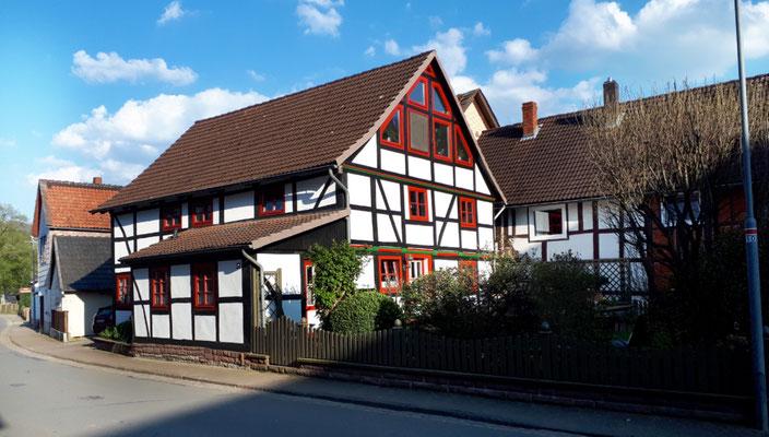 sehr schön restauriertes Fachwerkhaus