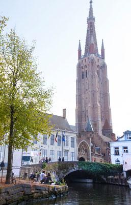 Liebfrauenkirche, Quelle Visitbruges.be,  Jan D'Hondt