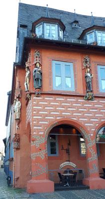 Detail der Kaiserworth