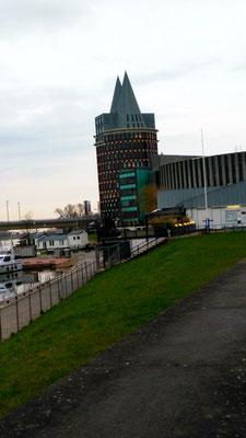 Blick auf die Altstadt von Roermond