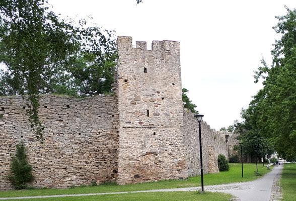 Burgruine Haapsalu