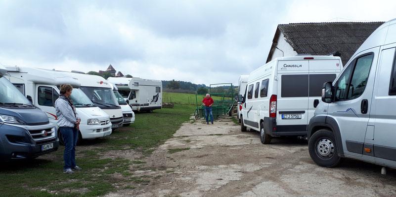Parken am Kuhstall