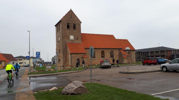 Kirche von Hvide Sande