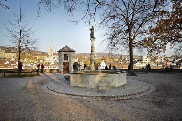 Der Lindenhof, © Zürich Tourismus