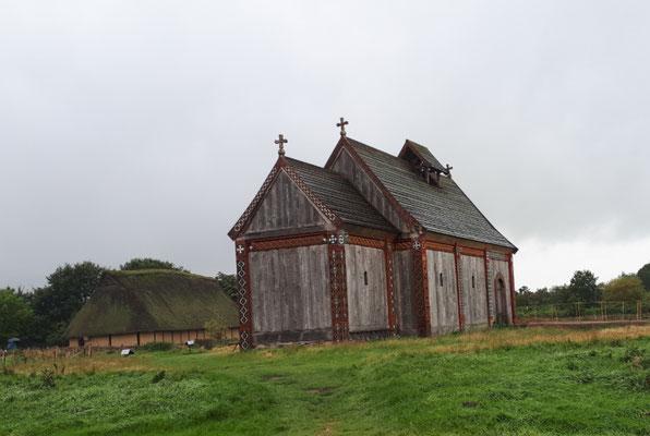 Die Kirchvon Mönch Ansgar