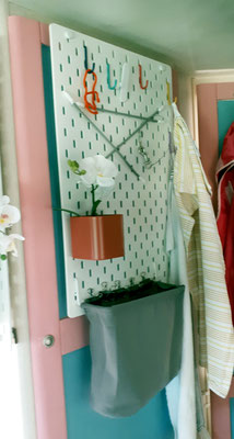 Aufbewahrungsserie aus einem schwedischen Möbelhaus