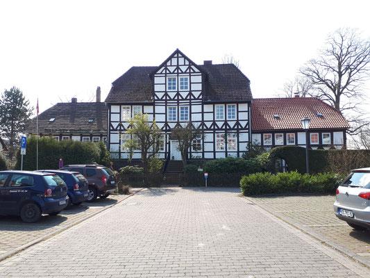das Rathaus von Dassel