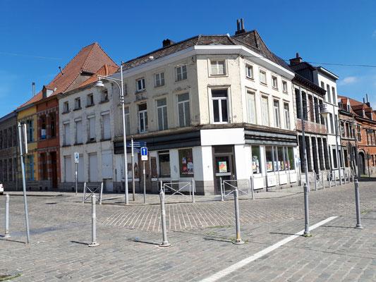 In der Altstadt, leer, verlassen?