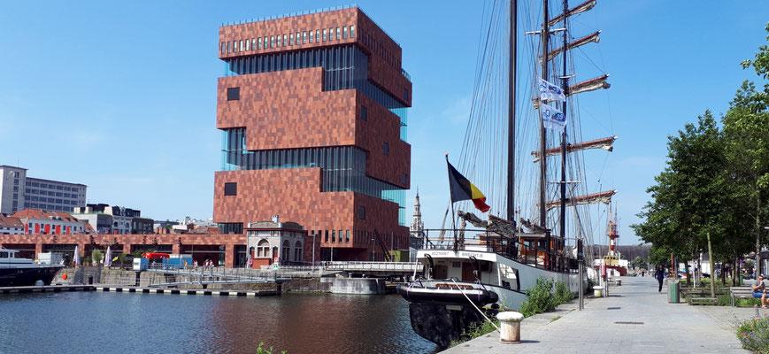 MAS-Museum aan de Strom