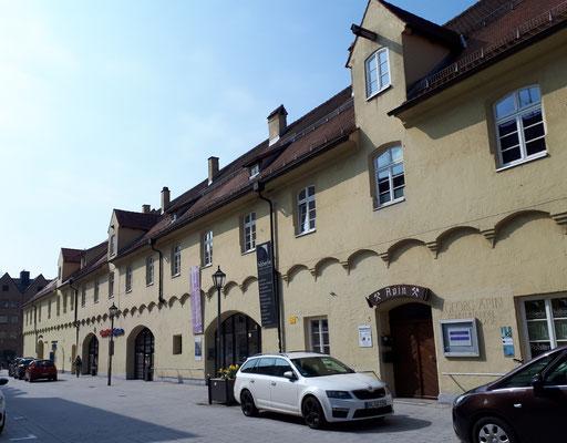 Altes Speichergebäude