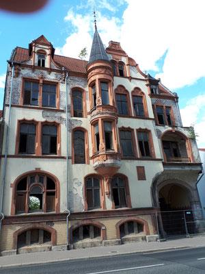 Gebäude an der Ringstraße