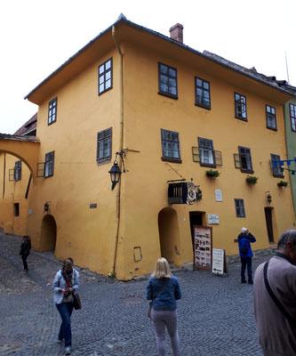 Das Dracula-Haus