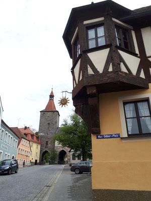 das Nürnberger Tor