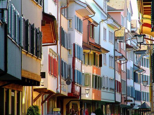 In der Altstadt, © Zürich Tourismus