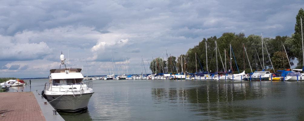 Yachthafen Mönkebude