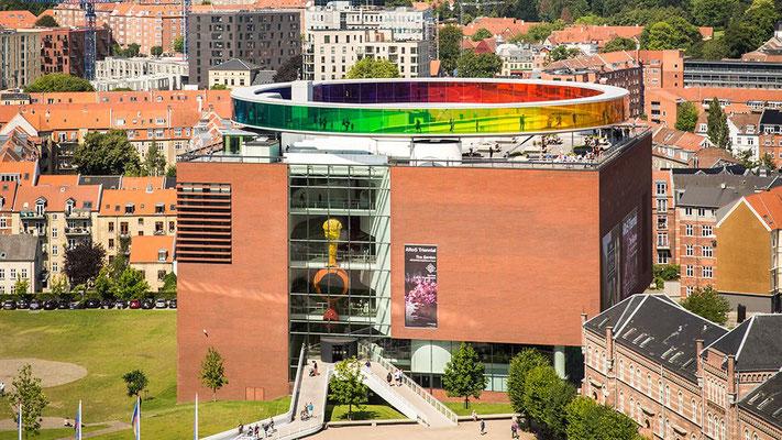 ARos Kunstmuseum, Quelle Visit Aarhus