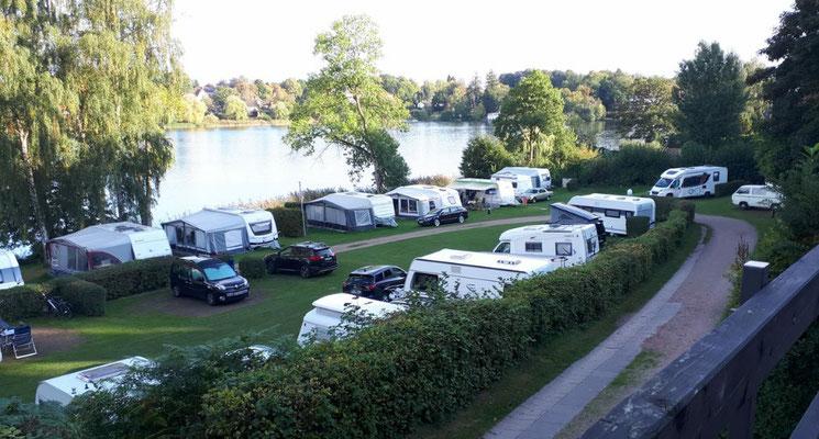 Naturpark-Camping-Prinzenholz am Kellersee
