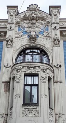 """Das """"ovale"""" Fenster"""