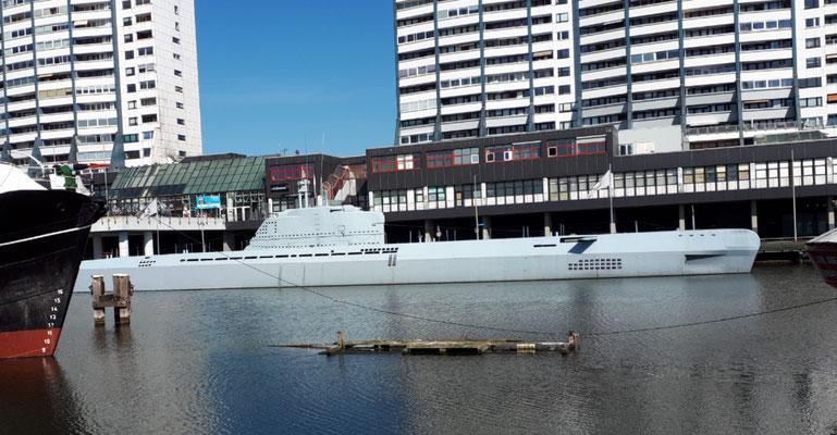 Und das U-Boot Wilhelm Bauer