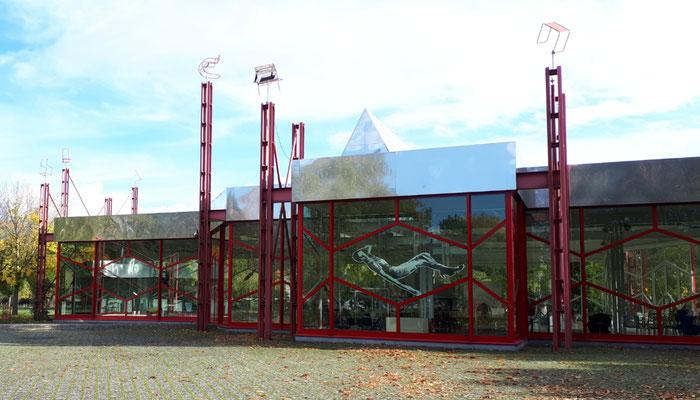 Tecta-Kragstuhlmuseum in Lauenförde