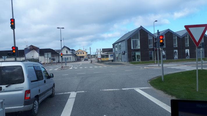Touristen-Hotspot Søndervig