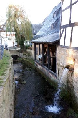 Mühle an der Abzucht