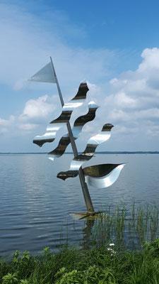 Kunst im/am Meer