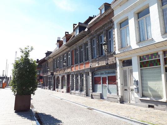 Leerstand am Beginn der Altstadt