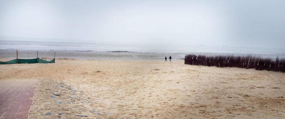 Strand bei Duhnen