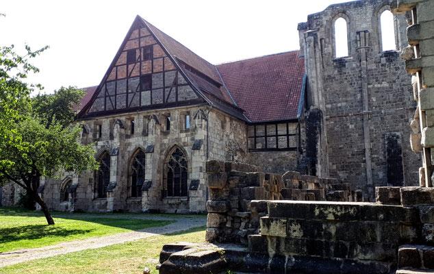 Kloster, Hauptgebäude und Museum