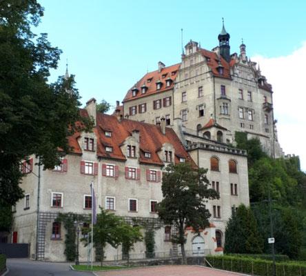 noch mehr Schloss